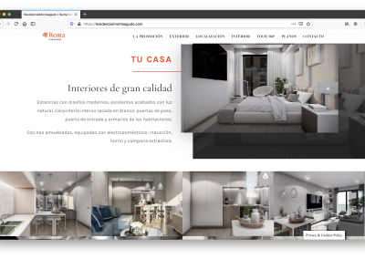 web renta corporacion